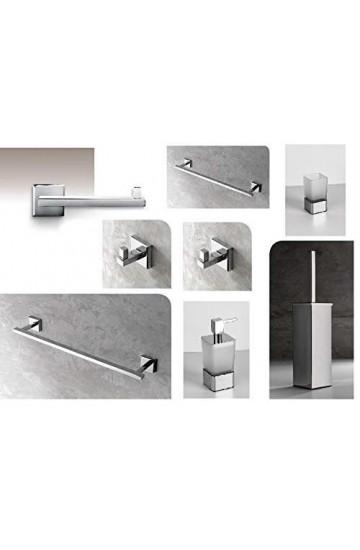 Set completo di accessori CAPANNOLI NOOK per il bagno