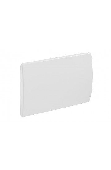 Placca di Comando Bianca in ABS Geberit Kappa 115.680.11.1