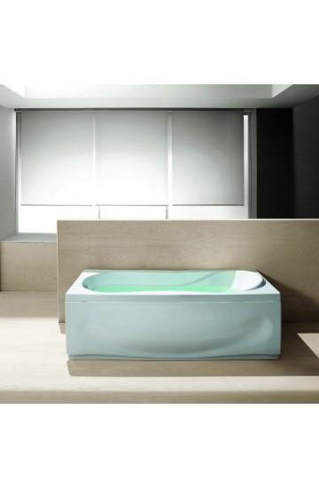 TEUCO vasca da incasso 170x70 dall'esclusivo design