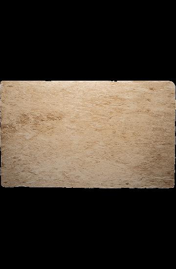 Pavimento per esterni pietra di Lecce colore ambra in gres porcellanato 30x50 Grip - Ermes Aurelia