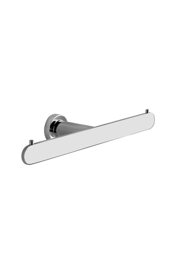 Porta Rotolo a parete Doppio - Gessi Emporio Accessori