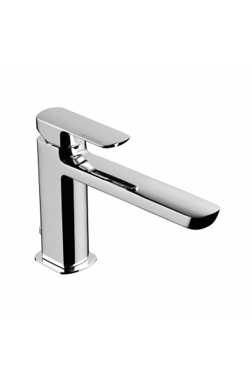 Palazzani MIS - Miscelatore monocomando per lavabo bocca di erogazione prolungata senza piletta di scarico