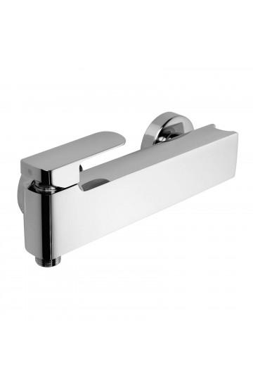 Palazzani MIS - Miscelatore monocomando per doccia con supporto doccia integrato