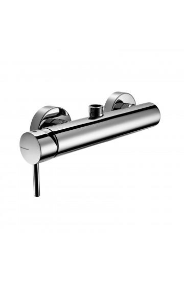 Miscelatore doccia esterno attacco acqua superiore Digit 3 Palazzani