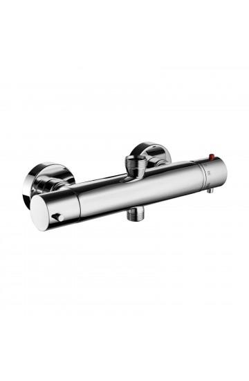 Palazzani DIGIT - Miscelatore termostatico ACQUACLIMA per doccia con deviatore