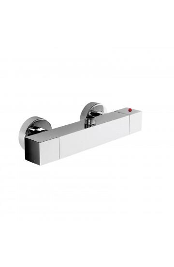 Palazzani QADRA - Miscelatore termostatico ACQUACLIMA per doccia