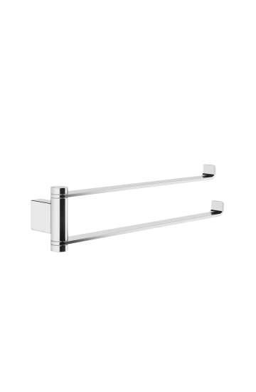Porta Salvietta Doppio orientabile - Gessi Emporio Accessori