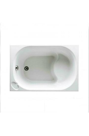 JACUZZI® AIRA 105x70 cm - Vasca da incasso Guscio