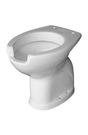 WC in ceramica con apertura frontale per Anziani o Disabili - Ponte Giulio Casual