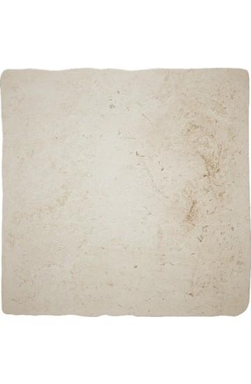 Pavimento per esterno pietra di Lecce colore avorio in gres porcellanato 30x30 Grip - Ermes Aurelia