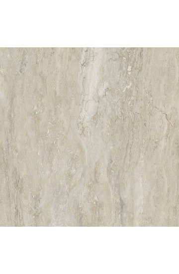 Pavimento/Rivestimento effetto Marmo in Gres Porcellanato colore Travertino Natural 59x59 - Cotto Petrus Vision
