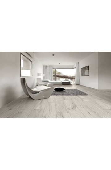 Pavimento effetto Parquet in Gres Porcellanato Natural 15x60 - Cotto Petrus Wood Story