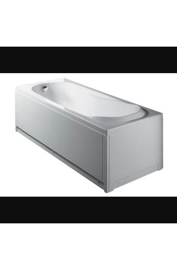 Vasca da bagno 160x70 con pannelli-MILO