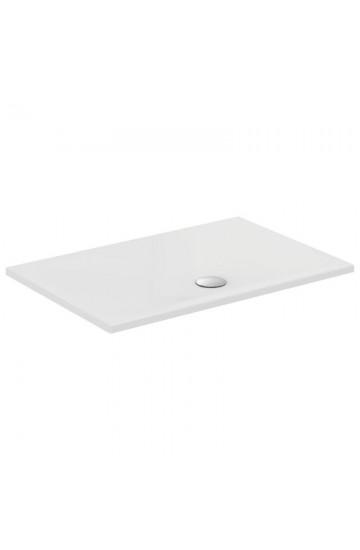 Piatto doccia ultra sottile STRADA di Ideal Standard: 80x120