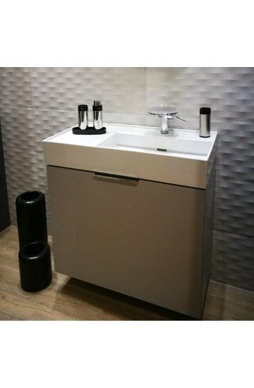 Kartell by LAUFEN: composizione completa di mobile bagno con lavabo