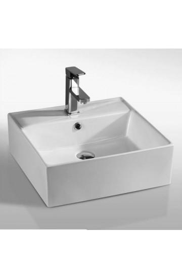 Gotha: lavabo da appoggio dal design moderno