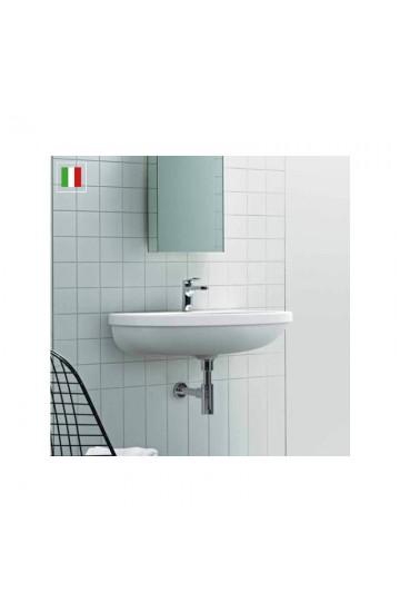 Azzurra Cult – lavabo monoforo sospeso da 64 cm