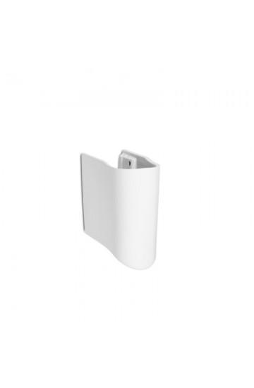 Semicolonna per lavabo ROCA NEXO in porcellana