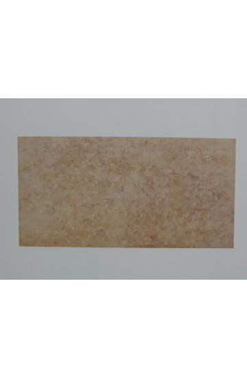 Pavimento per esterno in Gres Porcellanato effetto Pietra  16,5x33 cm Emos Pietra Crema