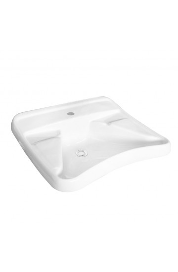 Lavabo monoforo per Disabili - Frata Selection 152-C100