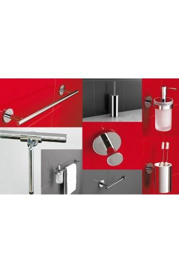 Set 8 pezzi di accessori per il bagno Pratica Capannoli