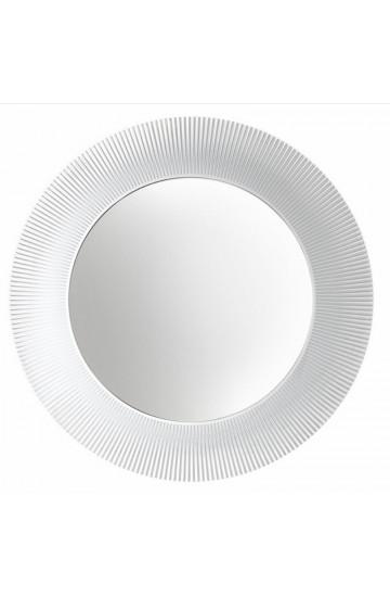 Kartell by LAUFEN: specchio All saints colore cristallo trasparente