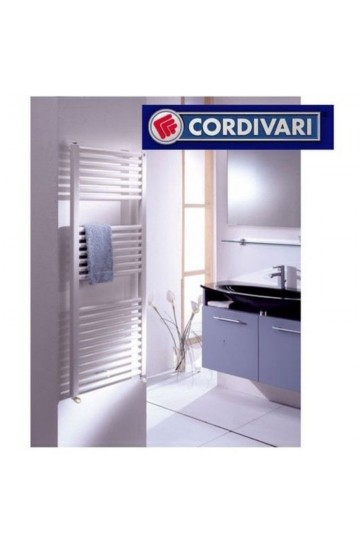 Radiatore Scaldasalviette 600x1160mm - Cordivari LISA 22 Verniciato Bianco
